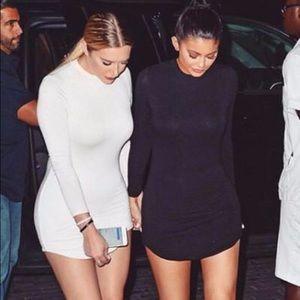 Fashion Nova Beverly Hills Tunic Dress in size M